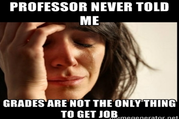 5 Things Your Professor Hasn't Told You about the Real World
